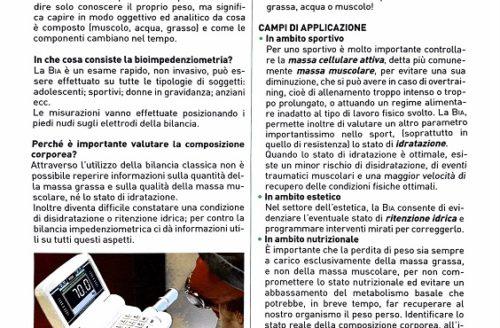Articolo per giornale farmacie comunali Trento